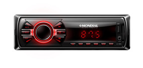 Auto Rádio Mondial Bivolt - Ar-06