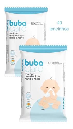 Imagem 1 de 6 de Toalhas Lenços Umedecidos Nariz E Rosto Bebê Gripe Resfriado