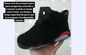 Zapato Jordan Retro 6 Infra Red