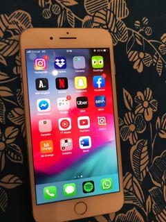 iPhone 8 Plus Silver 64 Gb 460verds