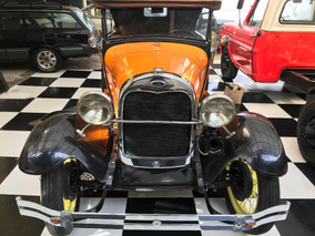 Ford Modelo A Phaeton