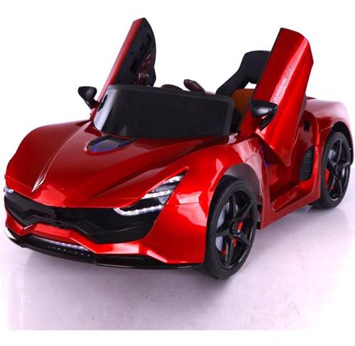 Imagen 1 de 8 de Carro A Bateria Ferrari, 4x4, Mp3, Bluetooth, Control Remoto