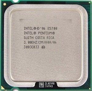Processador Intel 775 Pentium Dual Core E5700 3.0gb/2mb/800