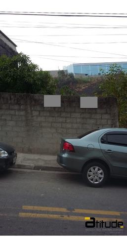 Imagem 1 de 3 de Terreno De 331 M² Em Chácaras Marco Barueri - 3196