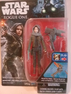 Jyn Erso Star Wars Rogue One Disney Hasbro