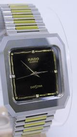 Relógio Rado Diastar 129.0116.3. Raríssimo, Unisex. .show!!!