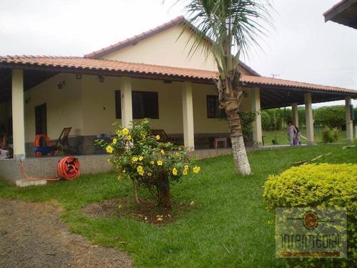 Imagem 1 de 30 de Chácara Com 3 Dormitórios À Venda, 20000 M² Por R$ 850.000,00 - Pinhal - Boituva/sp - Ch0290
