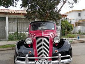 Fiatl 1100 De Colección Año 1947