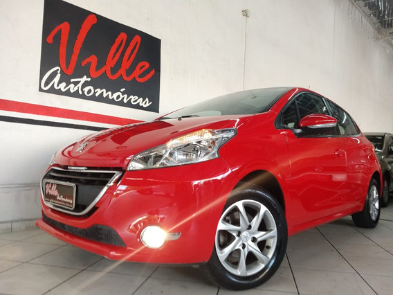 Peugeot 208 1.5 Allure Flex 5p Manual Completo