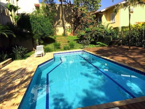 Casa À Venda Em Jardim Botânico (sousas) - Ca002425