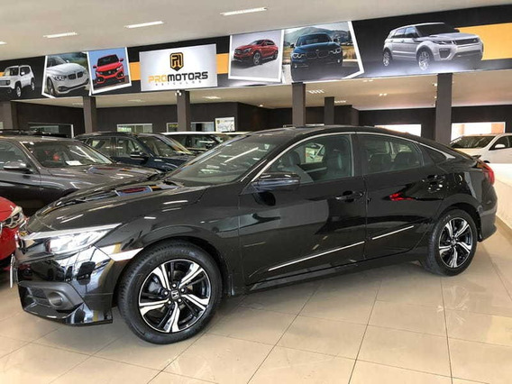 Honda Civic Sedan Exl 2.0 Flex 16v 4p Aut 2018