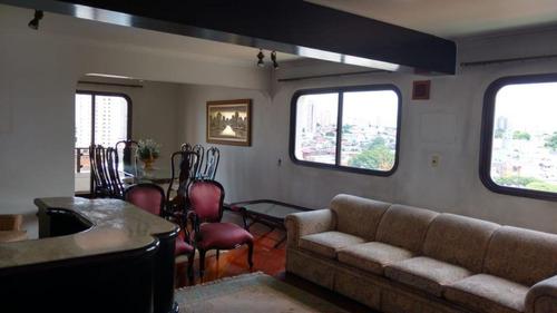 Apartamento Tatuapé 233m2 - Ap6153