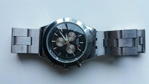 Relógio Raro Suiço Swatch 100% Original Irony Diaphane
