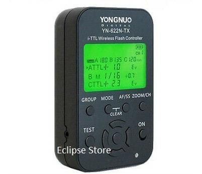Yn622ntx Youngnuo Radio Flash Para Nikon Yn-622n Yn 622n Tx
