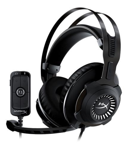 Imagen 1 de 7 de Auriculares Headset Gamer Hyperx Cloud Revolver 7.1+ Usb Web