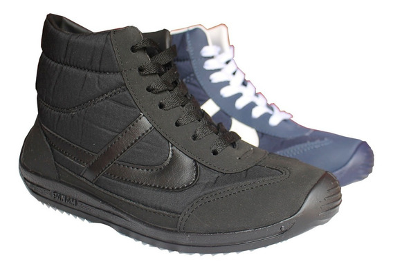 Tenis Panam Botin Colores - Original - Full