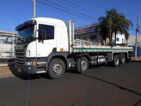 Scania 2013 8x2 Bitruck Carroceria Único Dono