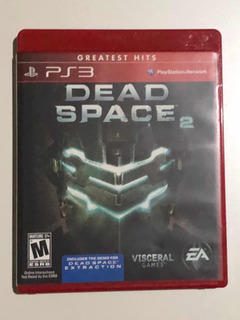 Dead Space 2 Ps3 Cd Excelente Estado