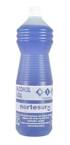 Alcohol Azul 1lt