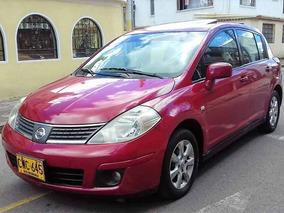 Nissan Tiida Premium 1.8 At 5p F.e Te