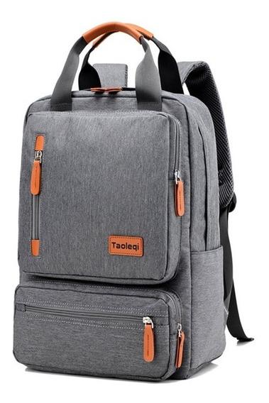 Mochila Urbana Unisex Smart Reforzada Notebook 35lts Diseño
