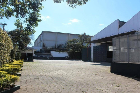 Galpão Para Alugar - Vila Leopoldina - São Paulo/sp - Ga0015