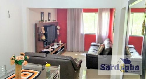 Apartamento À Venda - Jd Das Vertentes - Sp - 3796