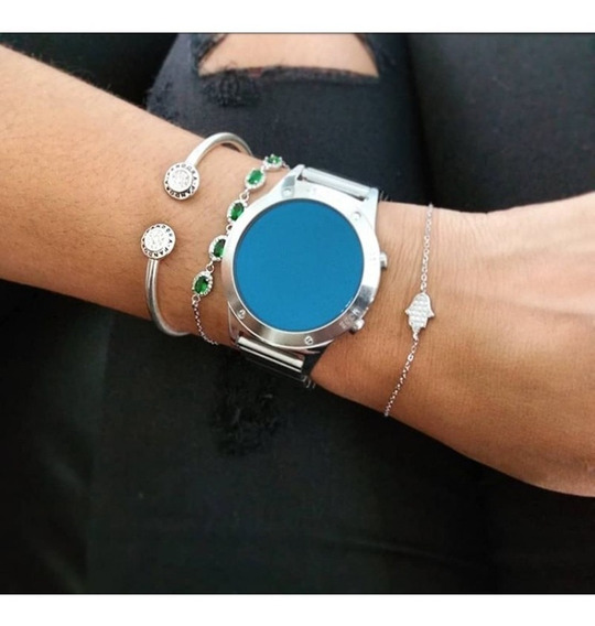 Relógio Feminino Euro Fashion Fit Eujhs31baa/3a Sabrina Sato