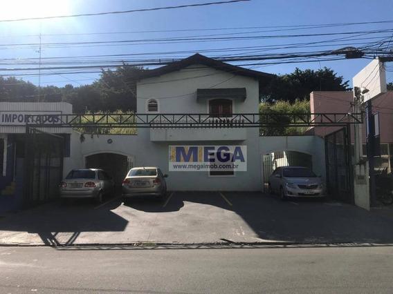 Casa Com 3 Dormitórios À Venda, 172 M² Por R$ 1.100.000 - Cambuí - Campinas/sp - Ca1253