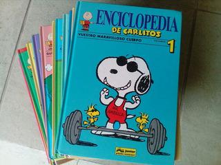 Enciclopedia De Carlitos- 15 Vols- Junior Grijalbo Mondadori