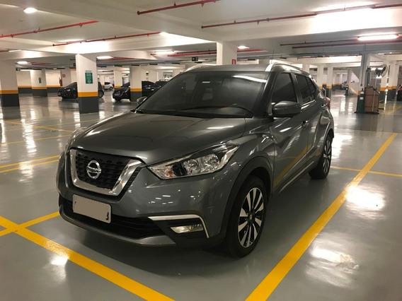 Nissan Kicks Sl 1.6 Automático, Todas Revisões