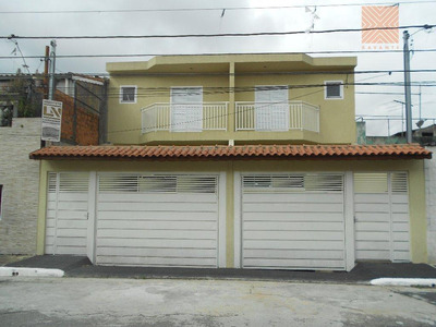 Sobrado Residencial À Venda, Vila Ponte Rasa, São Paulo. - Codigo: So0461 - So0461