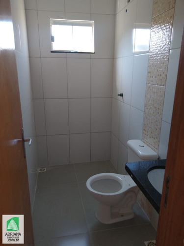 Imagem 1 de 11 de Venda Casa 3 Quartos Sendo 1 Suite 1 Vaga Quintal - 6043
