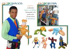 Globomago, Globero, Globoflexia, Globimagia, Globos, Fiesta