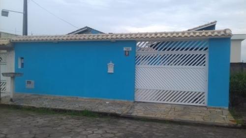 Casa Em Peruíbe 2 Dormitórios