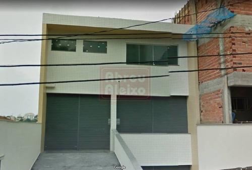 Imagem 1 de 10 de Galpão / Predio Comercial C/ 2 Pavimentos - São Bernardo Do Campo - Vila Euclides, Prox Centro - 600 M² Área Total De Construção ( Galpão + Escritórios + Subsolo ) - 869