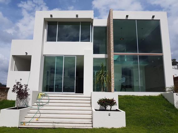 Elegante Y Moderna Casa En Haras Del Bosque Ciudad Ecológica