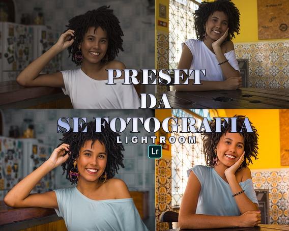 Preset Adobe Lightroom - Se Fotografia
