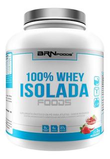 100% Whey Protein Isolada 2kg - Até 12x Sem Juros!