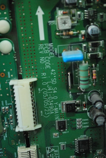 Placa Y-main Board Lj41-03490a Para Tv Plasma 42