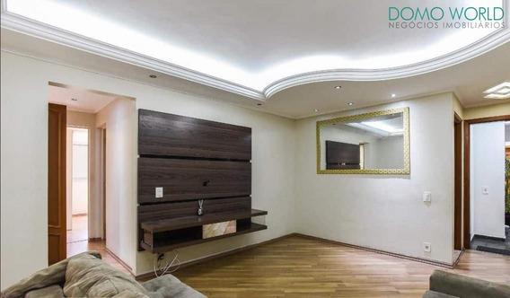 Amplo Apartamento - Repleto De Armários - Ap01940 - 34459999