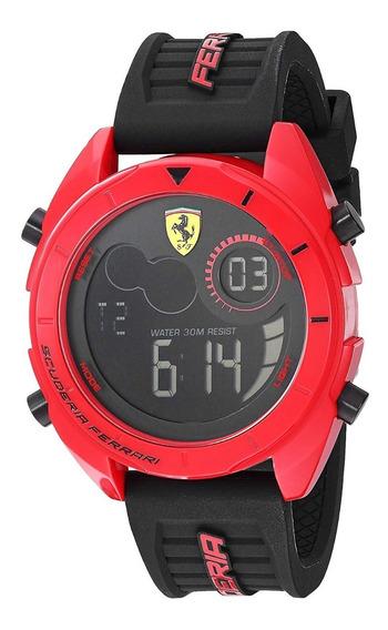 Relógio Masculino Ferrari 830549 Importado Original