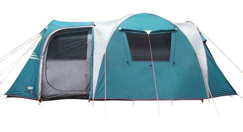 Imagem 1 de 9 de Barraca Camping Arizona Gt 11/12 Pessoas Nautika
