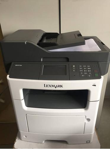 Impressora Lexmark Mx511 Seminova C/ Garantia