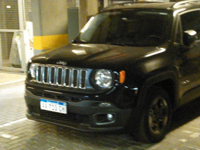 Jeep Renegade 1.8 Sport Plus Manual