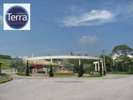 Terreno Residencial À Venda, Reserva Vale Verde, Granja Viana. - Te0532