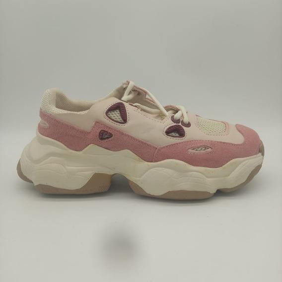 Tênis Feminino Mozione Sneaker Chunky