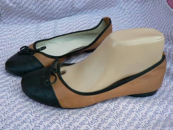 Zapato Chatita Impecable Nº 39 713enanitos
