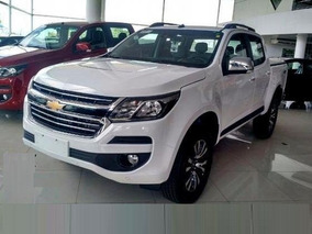 Gm S-10 Ltz 2.5 4cc Flex 4x4 Manual Cab.dupla 0km 2018