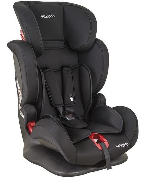 Cadeira Para Auto Kiddo Pilot - De 09 A 36 Kg - Preta